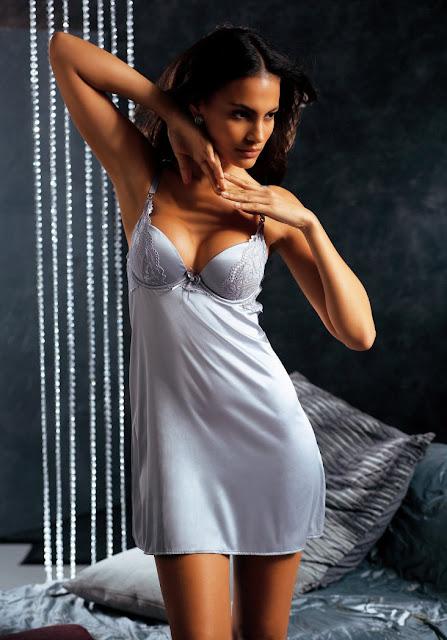 Brazilian Model Shalana Santana