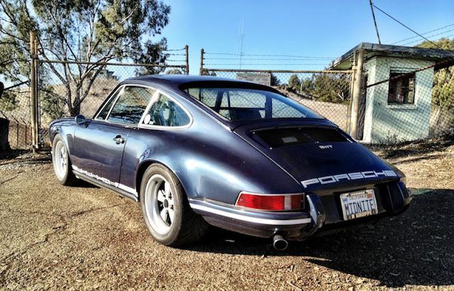 Modding The Porsche 911 Black Beauty