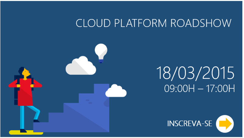 Cloud Platform Roadshow