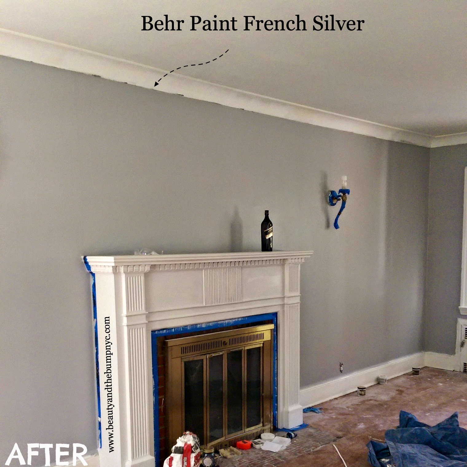 Beauty and the Bump: When Picking Paint Colors Goes Wrong