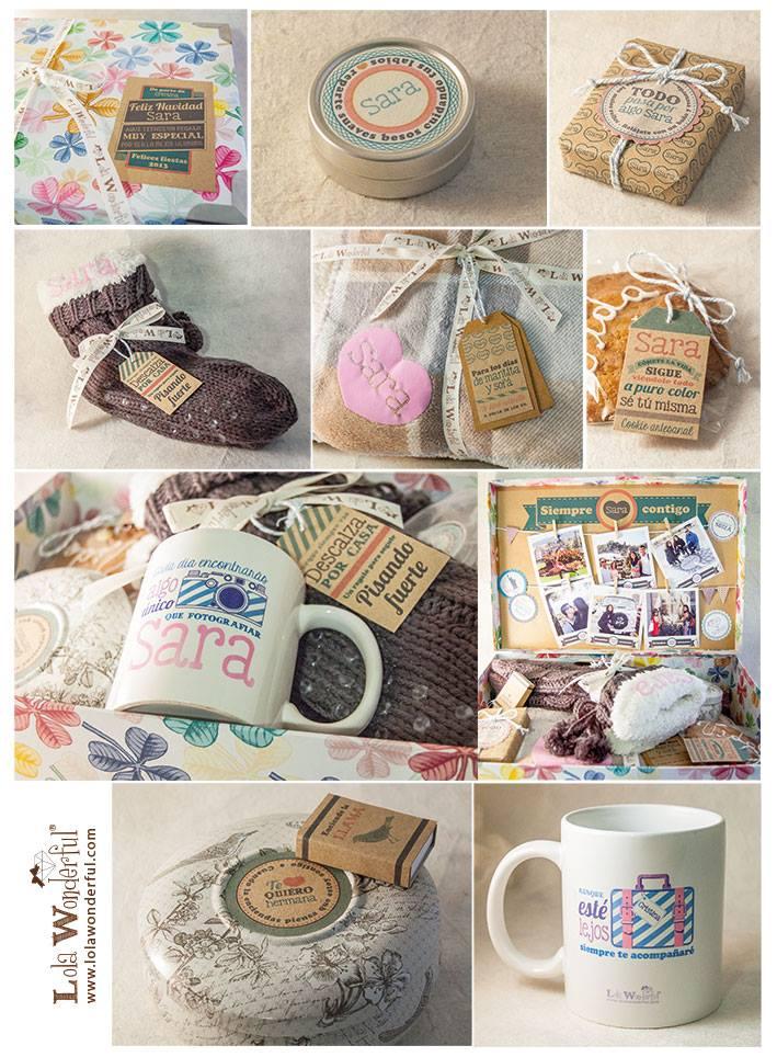 Lola wonderful regalos personalizados y dise o para for Regalos para hermanas