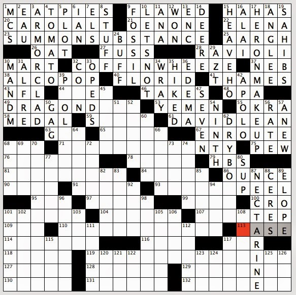 one day the sky will crack open crossword
