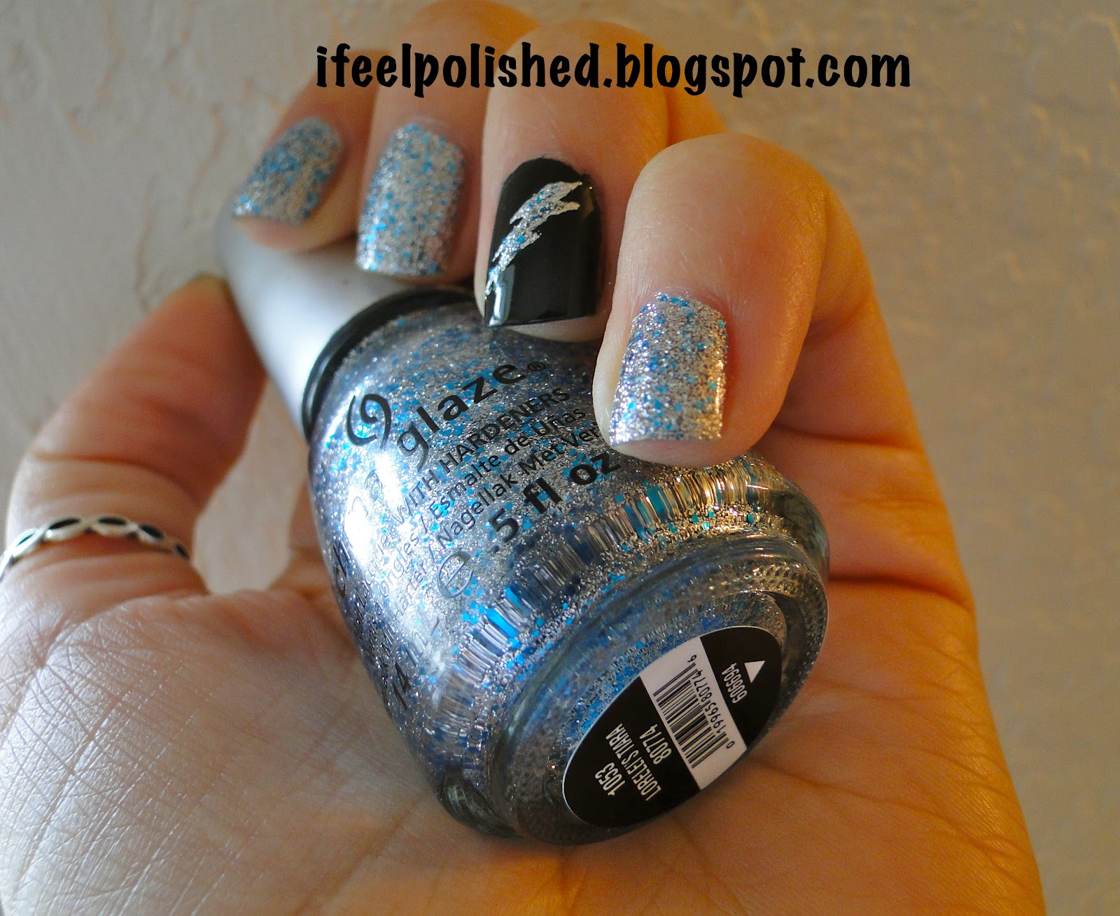 I Feel Polished!: Lorelei\'s Tiara and Tampa Bay Lightning!