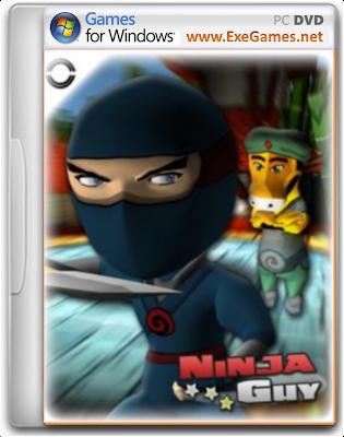 Ninja Guy Game