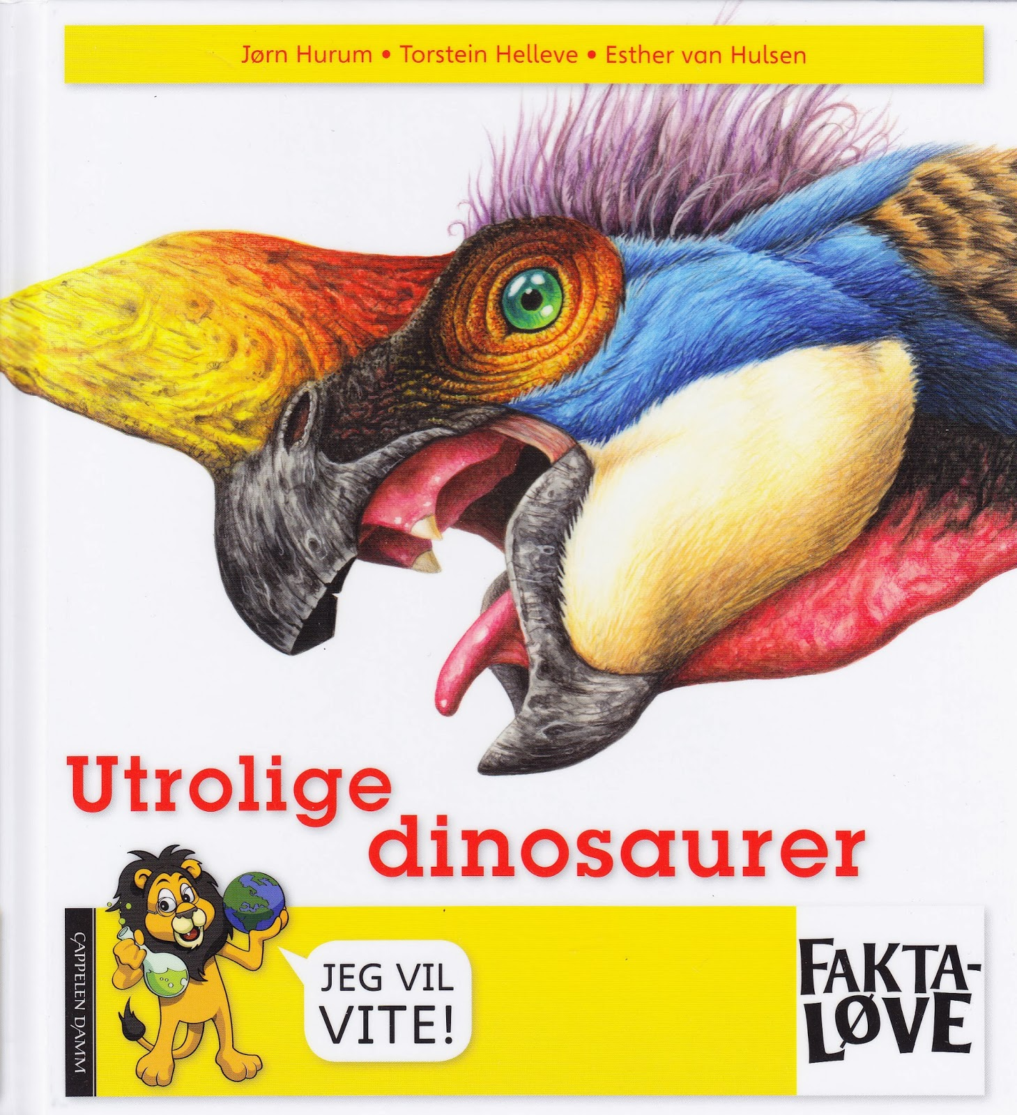dinosaurer fakta for barn