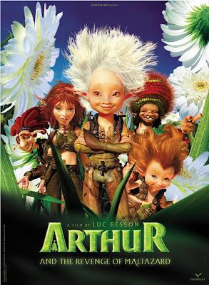 Arthur y la venganza de Maltazard en Español Latino