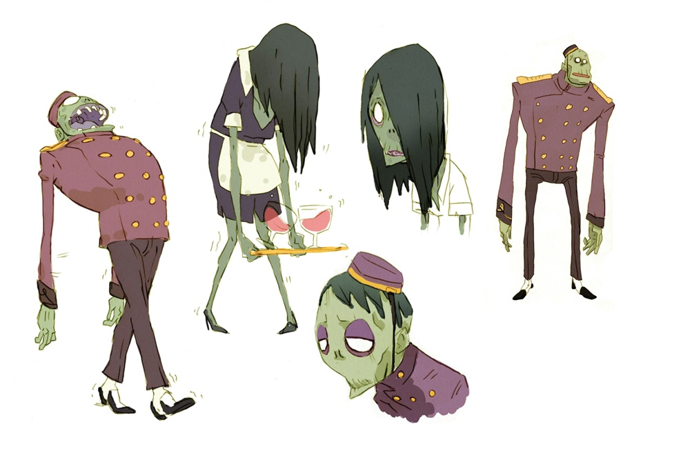 Character Design Artist Resource : Art of hotel transylvania on pinterest