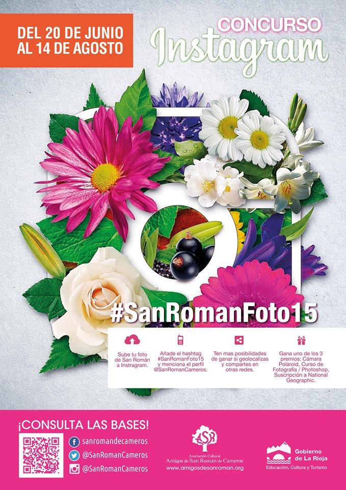 Amigos de San Román de Cameros: Concurso Instagram San Román Foto 2015