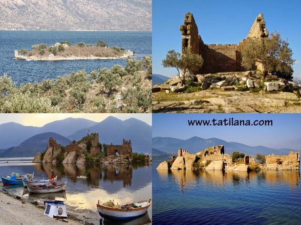Bafa Gölü Muğla