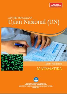 Materi pengayaan Ujian Nasional Mata Pelajaran Matematika