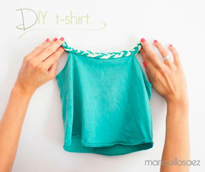 reciclar camisetas viejas