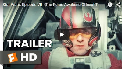 Trailer video Star Wars episode ke 7