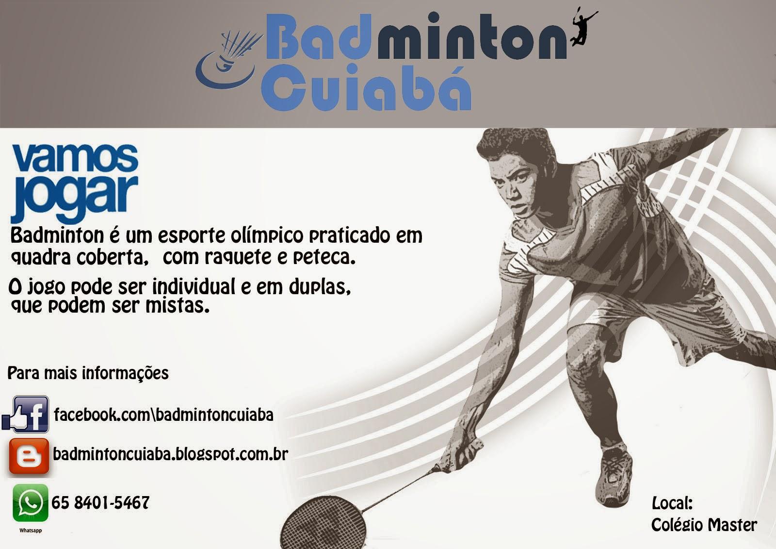 Badminton Cuiabá