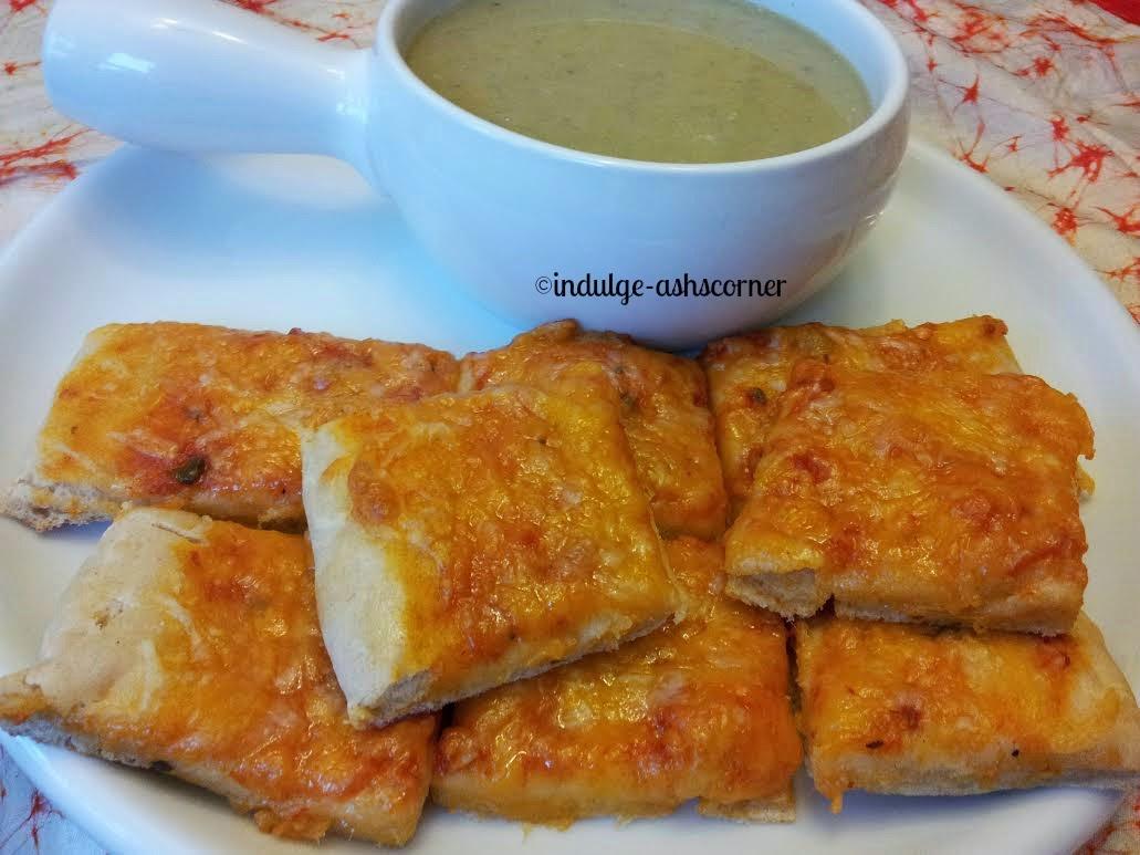 Chilli Garlic Cheese Toast