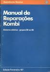 MANUAL DE REPARAÇÕES VW KOMBI (Sistema elétrico grupo 90 ao 96)