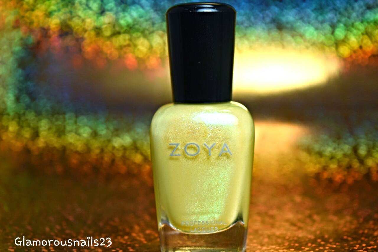 Diasy; Zoya Delight Collection 2015