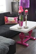 IrinaStyle makeover av et kjedelig bord