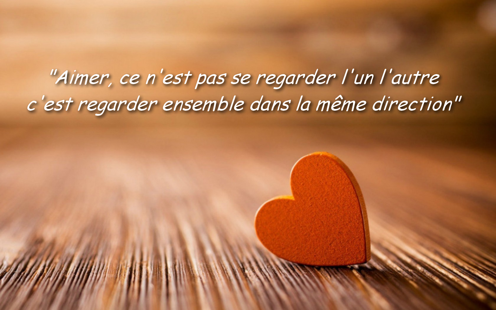 citation d'amour