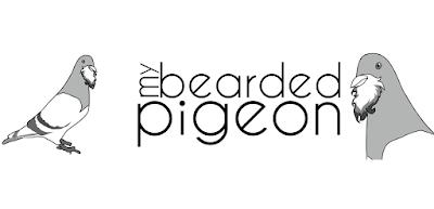 My Bearded Pigeon