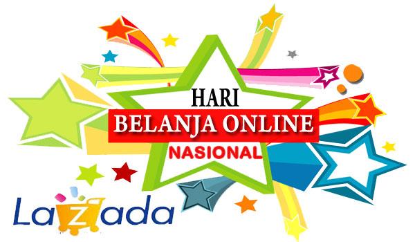Promo Hari Belanja Online Nasional
