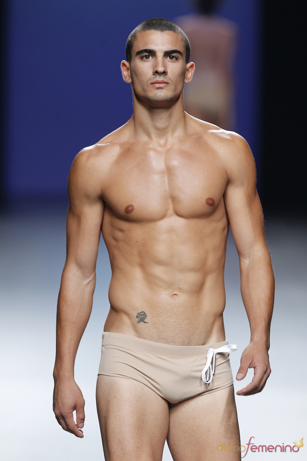 Moda trajes de ba o 2012 - Traje de bano hombre ...