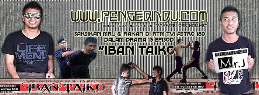 Header Drama Iban Taiko Promo Blog