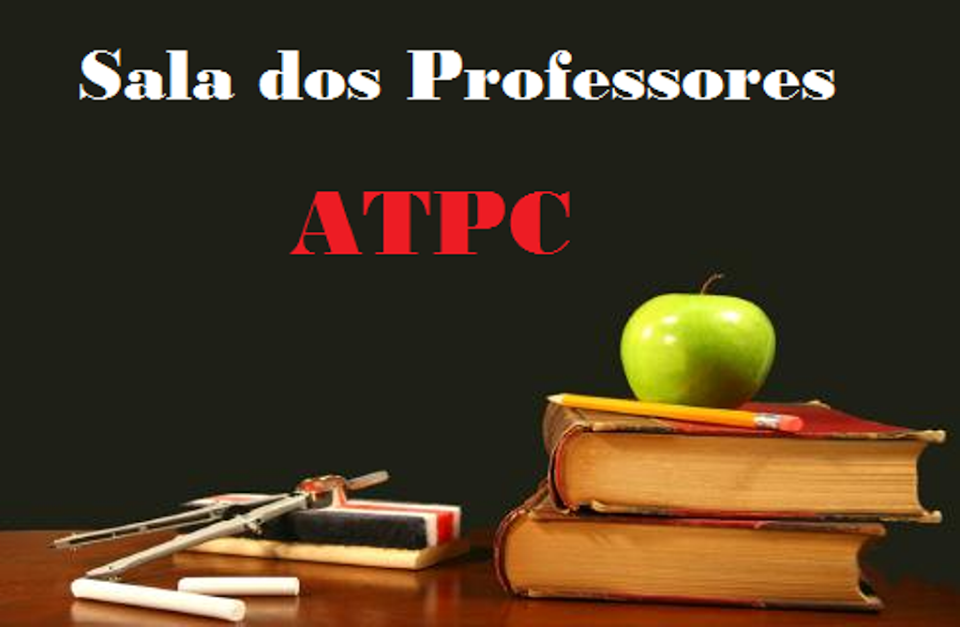 Sala dos Professores - ATPC