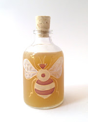 Honey-Ginger Syrup