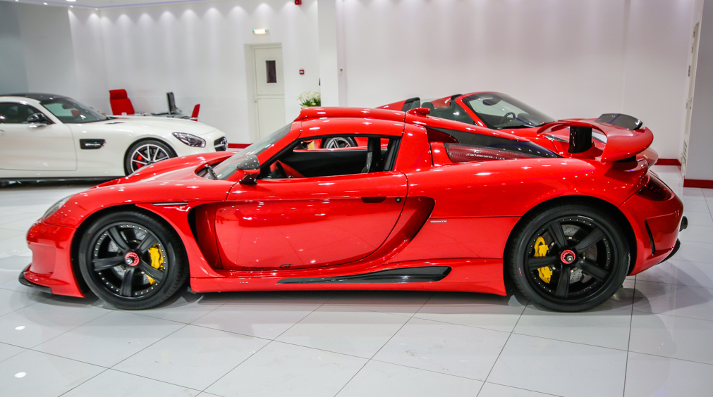 Wicked Red Gemballa Mirage Gt Hits The Market