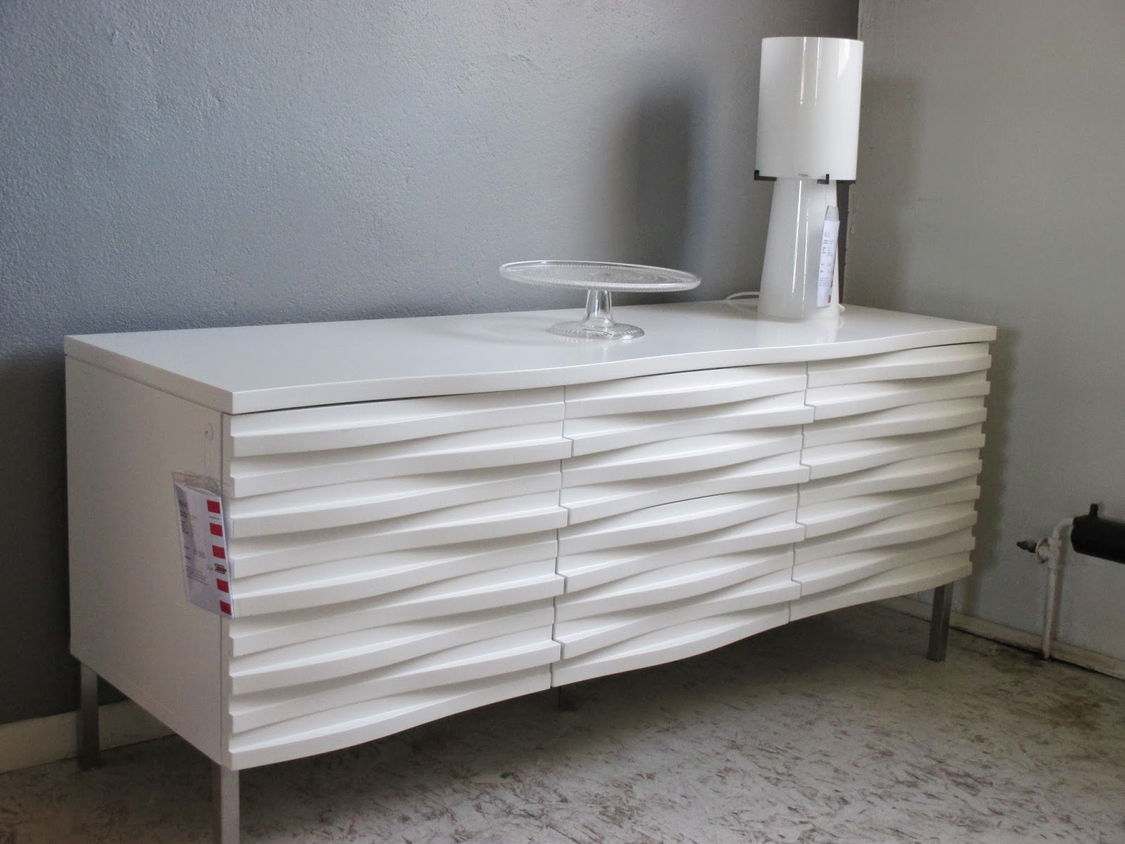Vintage design medina flor z showroom c modas - Comodas antiguas blancas ...