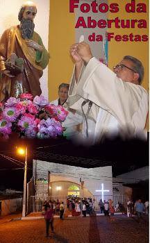 Fotos da Abertura da Festa de São Joaquim 2013