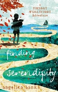 Finding Serendipity Angelica Banks book cover