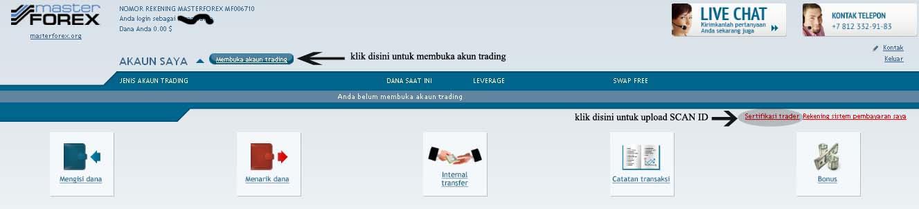 Sertifikasi broker forex