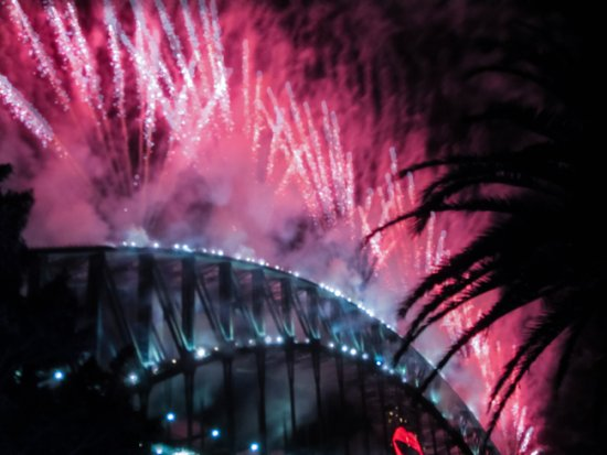 Safari Fusion blog | Hello 2013! | Safari Fusion welcomes in the New Year with the Sydney fireworks.