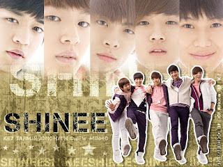 Shinee Wallpaper new 1