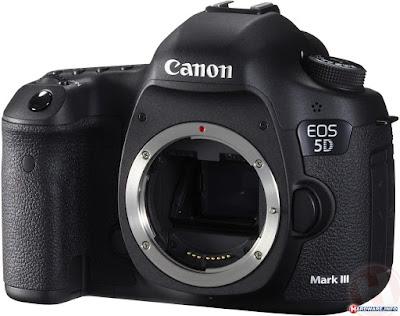 Harga Kamera Canon EOS 5D Mark III Terbaru