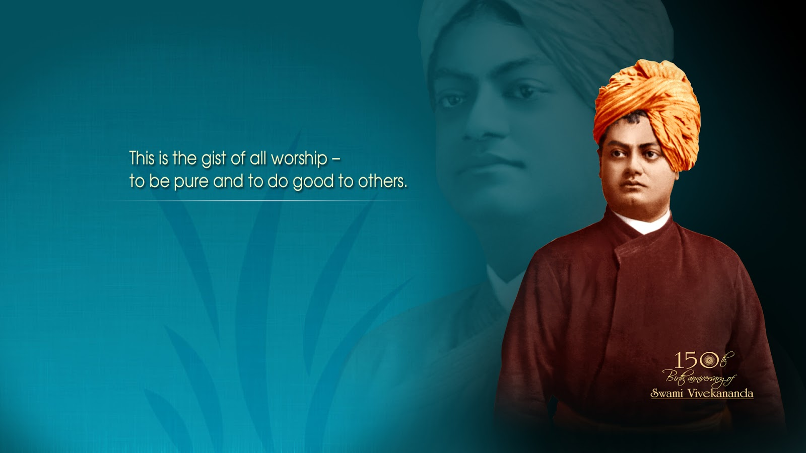 swami vivekananda role model to youths The elders have to provide a role model for the youth we cannot preach the youth what we ourselves do not practice swami vivekananda was preaching in the 19th century when india was colonised 70 years into independence and destined to rise further, let india's rise be beneficial not only to our people but also to the world.