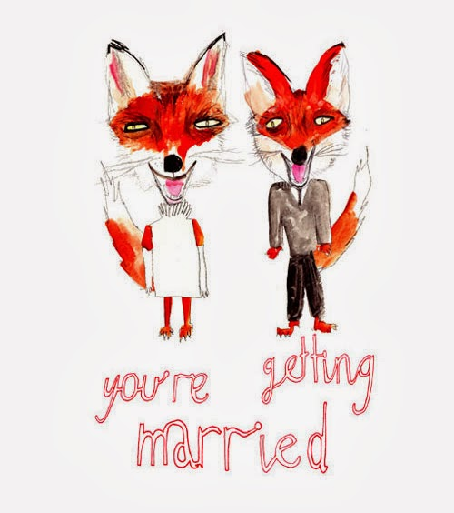 http://www.pierrotetcoco.com/youre-getting-married-fox-card/