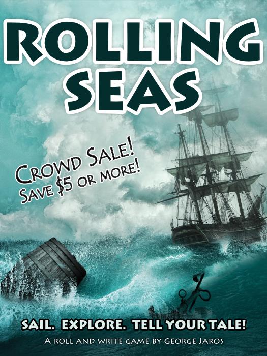 Rolling Seas Crowd Sale!