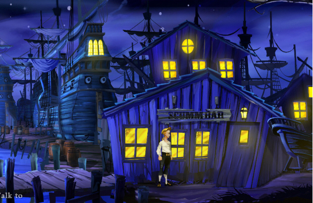 Version The Secret of Monkey Island:.