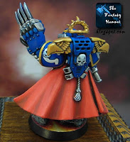 Space Marines Ultramarines Force Commander