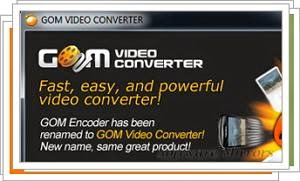 GOM Video Converter [DISCOUNT 20% OFF] 1.1.0.63 Download
