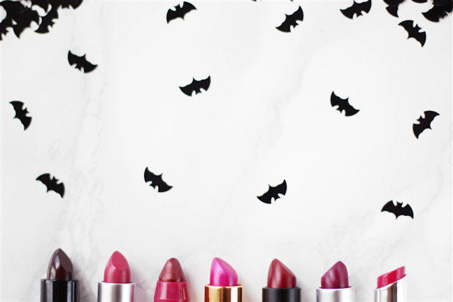 berry lipsticks