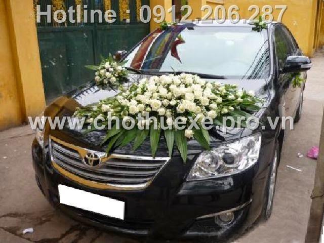 Mẫu hoa cưới 1 triệu XH 070