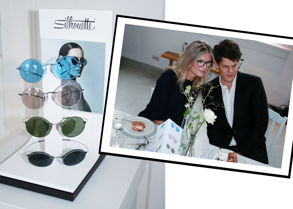 Silhouette, Wes Gordon, Brand Crush, WIshlist, collab, sunglasses, eyewear, limited edition