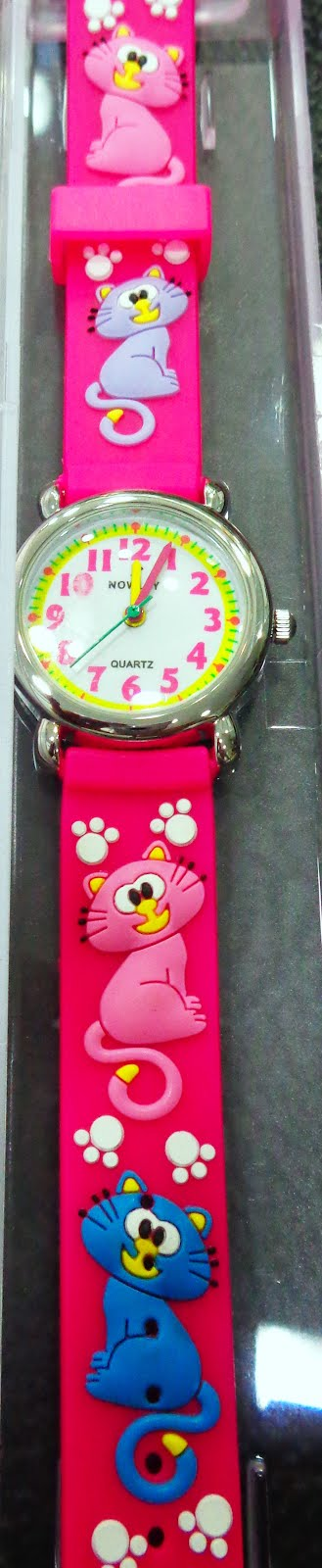 Reloj infantil Nowley 19,90