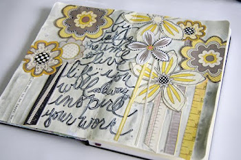 Art Journal and Collage Inspiration