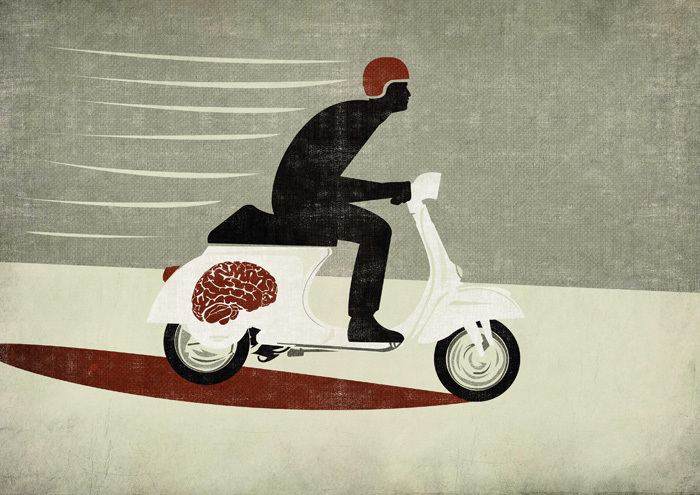 nuncalosabre. Ilustración. Illustration - ©Benedetto Cristofani