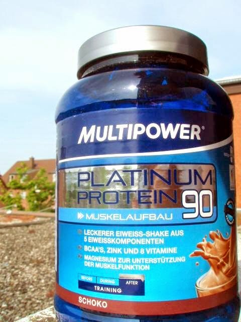 Multipower Platinum Protein 90 Test