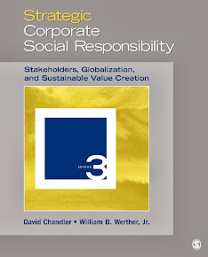 New! Strategic CSR (3rd edition):